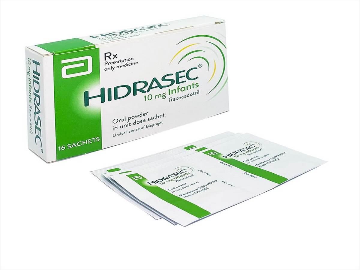Hidrasec là thuốc gì? Công dụng, liều dùng và lưu ý khi sử dụng